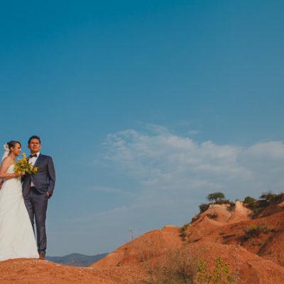 Luis Etty Mexico Oaxaca Elopement Wedding Phototgrapher